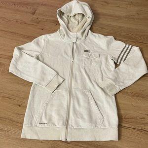 Adidas hoodie size large women's